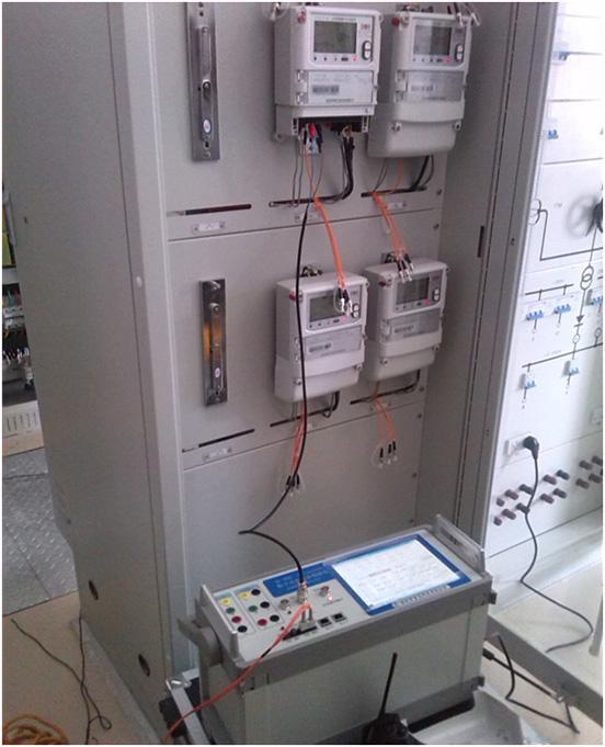 220kV变电站数字化电能表现场校验